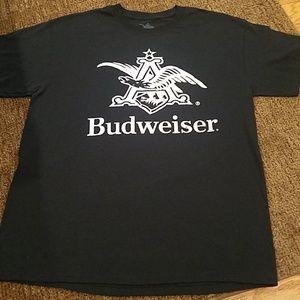 Budweiser shirt